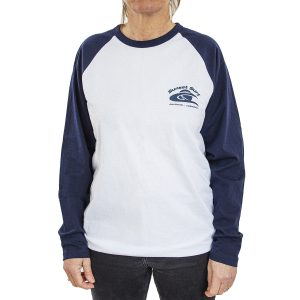 Sunset Surf Baseball Top