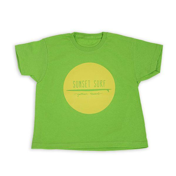 Kids TShirt Green 01