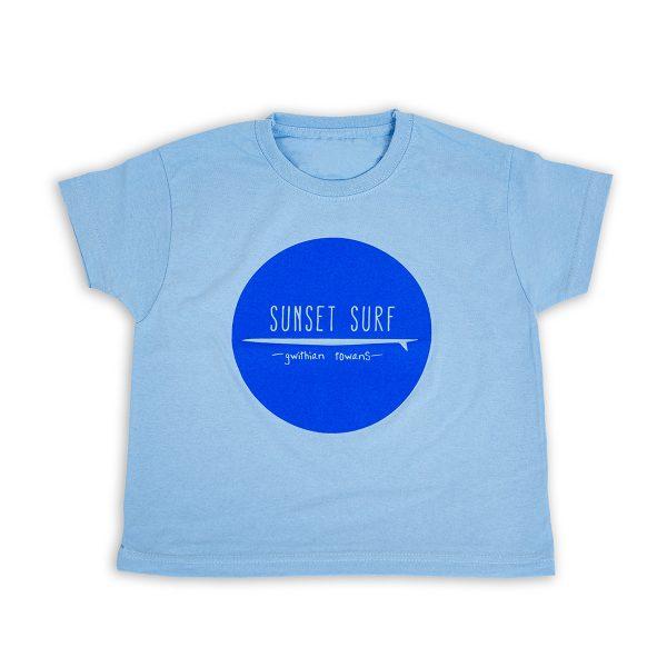 Kids TShirt Pale Blue 01