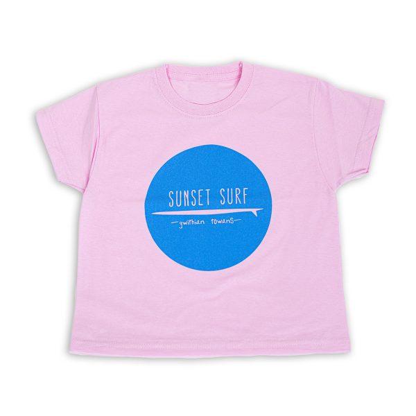 Kids TShirt Pink 01